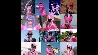 Download Ranking the Pink Power Rangers Video