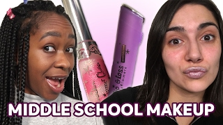 Download How We Did Our Makeup In Middle School • Saf & Freddie Video