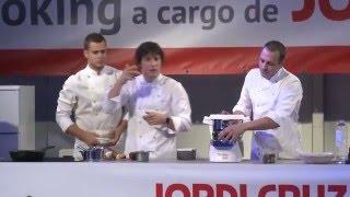 Download Recetas de Jordi Cruz - ″Gnocchi de parmesana″ con setas salteadas y trufas Video
