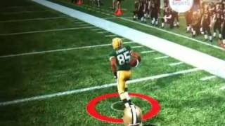 Download Greg Jennings (Broken Leg) scores on the saints Video