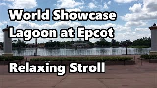 Download World Showcase: A Relaxing Stroll and Tour at Epcot | Walt Disney World Video