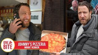 Download Barstool Pizza Review - Johnny's Pizzeria (Mount Vernon, NY) Video