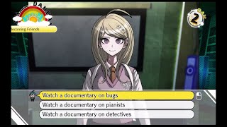 Download Dangan Salmon Team : Dating Events - Kaede Akamatsu (All Options) Video