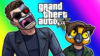 Download GTA5 Hunting Pack Funny Moments - My Mission is to Protect You! Video