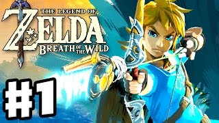 Download The Legend of Zelda: Breath of the Wild - Gameplay Part 1 - Link Awakens! (Nintendo Switch) Video
