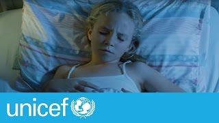 Download ¿Alguna vez has tenido una pesadilla de la que no te podías despertar? | UNICEF Video
