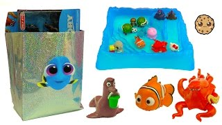 Download Baby Dory Bag Of Surprise Blind Bags from Disney Pixar Finding Dory + Shopkins Video