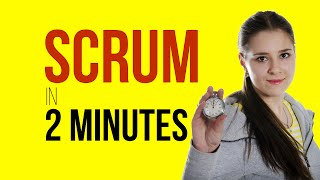 Download Agile Scrum in Two Minutes + FREE CHEAT SHEET Video