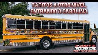 Download School Bus show Puerto Rico guaguas escolares Tatitos entrando al show de Carolina Video