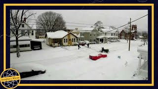 Download Time Lapse of Winter Storm Jonas 2016, Williamstown West Virginia Video