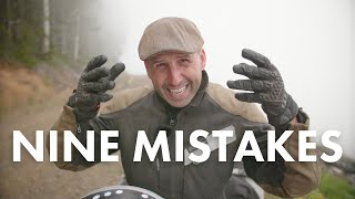 Download 9 MISTAKES Adventure Motorcycle Riders Make Every Day - You Can Do Better Video