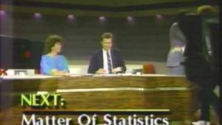 Download WSMV Channel 4 News Scene At Six elements May 3, 1985 Video