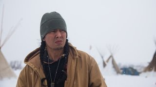 Download Native Veteran Defends Against TERRORIST Oil Police Video