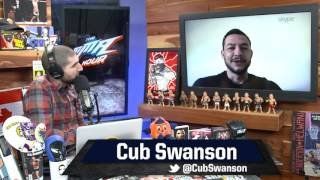 Download Cub Swanson Wishes Dooho Choi's Corner Would Have Thrown in the Towel Video