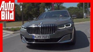 Download BMW 750Li xDrive (2019): Test - Details - Facelift Video