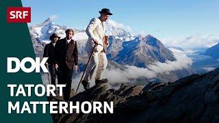 Download Tod am Matterhorn – Die tragische Geschichte der Erstbesteigung   Doku   SRF DOK Video
