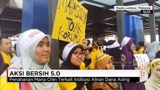 Download Aksi Bersih 5.0, Unjuk Rasa Besar-besaran Warga Malaysia Video