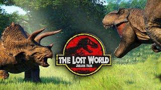 Download Jurassic World Evolution - ВЫШЛА В ДЕНЬ РОССИИ! Video