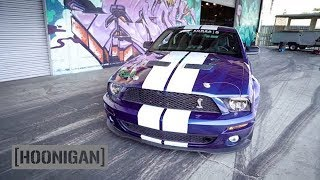 Download [HOONIGAN] DT 034: Shelby GT500 Burnouts Video