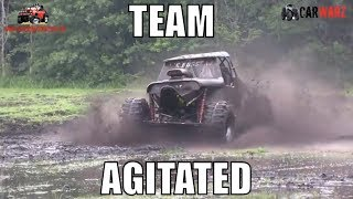 Download TEAM AGITATED Tearing It Up At BFE Spring Mud Bog Video