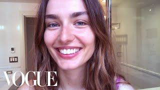 Download Watch Andreea Diaconu's Witchy Beauty Routine   Beauty Secrets Video