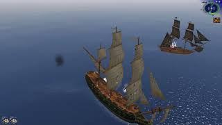 Download Одной ногой на дне (Корсары 2: Пираты Карибского моря) #21 Video