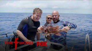Download Gordon Ramsay Hunts For Lionfish To Cook | Season 1 Ep. 4 | THE F WORD Video