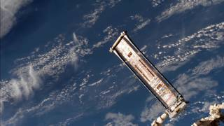 Download Roll-Out Solar Array Experiment (ROSA) Deploys on International Space Station Video