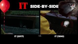 Download It 1990 vs It 2017 Trailer: The Old & The New Side-by-Side Video