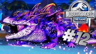 Download A POR EL NUEVO JEFE - LA SALAMANDRA 16!!!! - Jurassic World The Game #12 Video