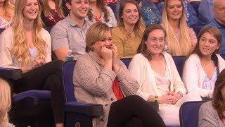 Download Ellen Steals an Audience Member's Purse Video