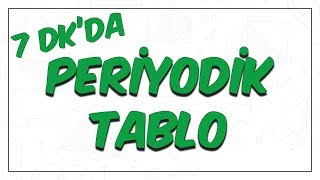 Download 7dk'da PERİYODIK TABLO Video