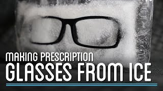 Download Can You Make Eyeglasses Out of Ice?   How to Make Everything: Eyeglasses Video