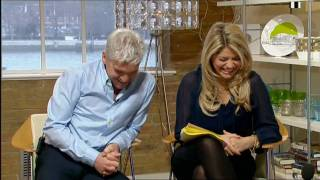 Download Philip Schofiled reminisces about being at the BBC and Holly Willoughby giggles about UFO's Video