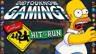 Download The Simpsons Hit & Run - Did You Know Gaming? Feat. h3h3 Productions Video