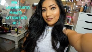 Download Get Ready With Me Using NEW LAColors Cosmetics Products - Alexisjayda Video