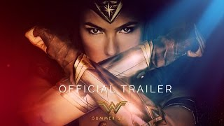 Download WONDER WOMAN - Official Trailer [HD] Video