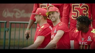 Download Watch How Justin Tucker Spends Pro Bowl Practice | Baltimore Ravens Video