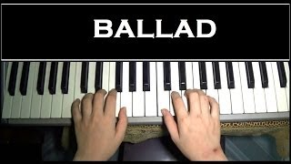 Download Hướng dẫn đệm hát Ballad đơn giản | Piano Tutorial | Bội Ngọc Piano Video