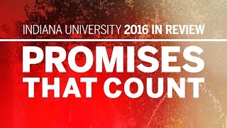Download Indiana University 2016 Year in Review Video