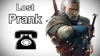 Download Geralt of Rivia Calls for Ashen-Haired Women - Witcher 3 Prank Call Video