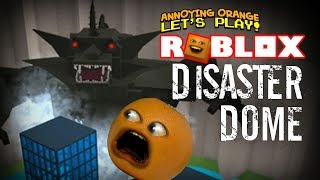 Download Roblox: DISASTER DOME! [Annoying Orange Plays] Video