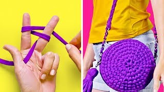 Download 25 BEAUTIFUL AND EASY MACRAME CRAFTS Video