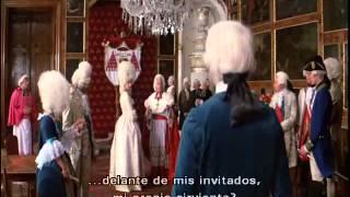 Download AMADEUS. Mozart recibe la reprimenda del Obispo de Salzburgo. Video