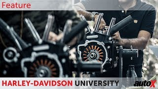 Download We rebuild a Milwaukee Eight engine   Harley-Davidson University   autoX Video