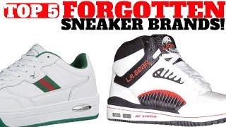 Download Top 5 SNEAKER Brands You FORGOT! Video