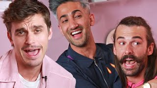Download The ″Queer Eye″ Guys Make A BuzzFeed Quiz Video