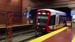 Download 2018 San Francisco - New Muni Train RIDE Video