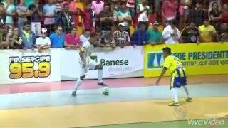 Download Show de Vassoura na Copa TV Sergipe Futsal 2015 Video