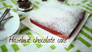 Download Hazelnut chocolate cake | Video recipe Video